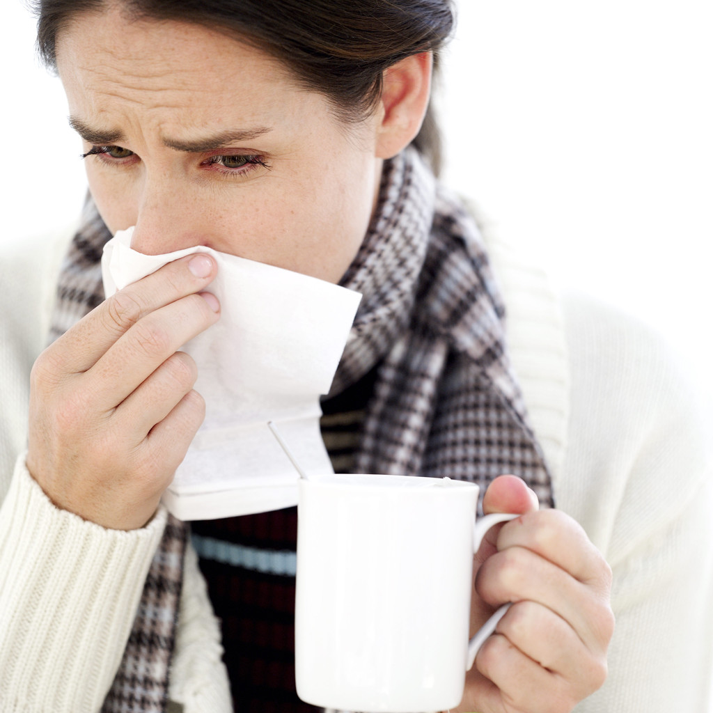 How to avoid the flu in winter