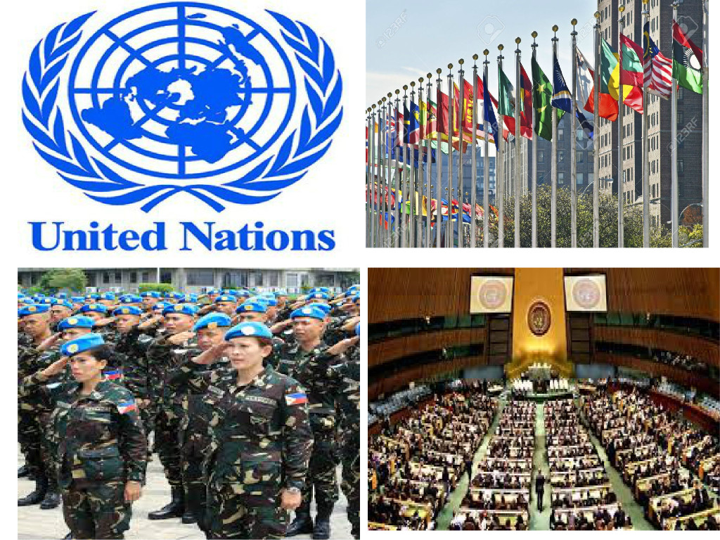 Essay on united nations
