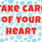 keep a healthy heart