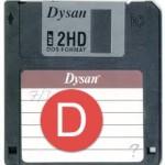 Flopy disk image