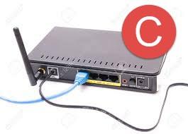 modem internet device