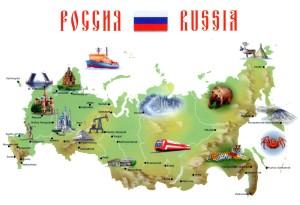 Russian History Quiz | RUSSIA map