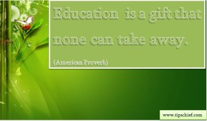 Quotations on Education