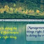 Peter Drucker leadership quotes