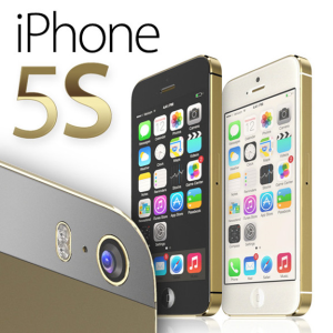 Apple iPhone 5S gold new 6