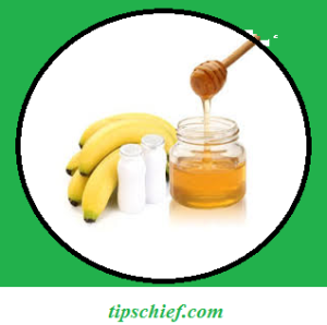 Banana Yogurt face mask moisturizing face mask
