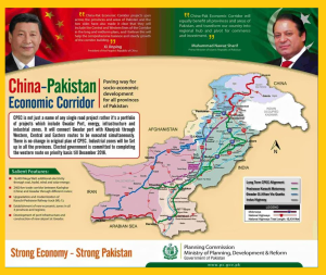 China pakistan economic corridor cpec