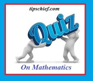 maths quiz maths trivia maths MCQs