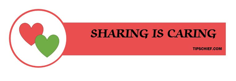 Sharing and caring essay