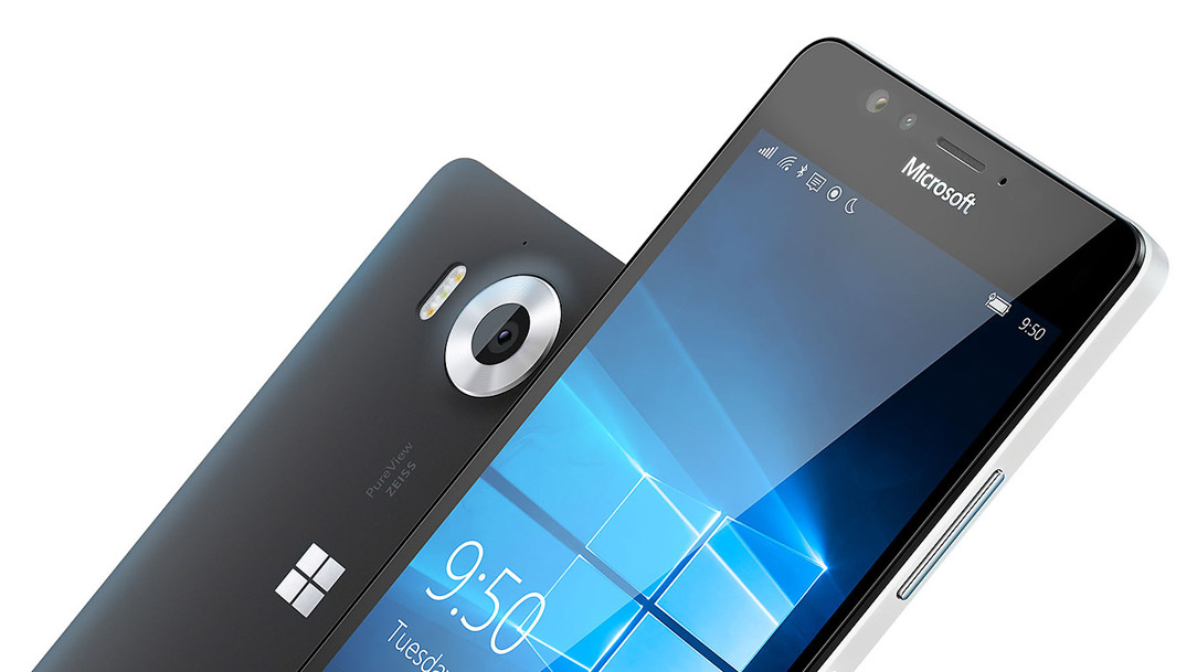 Microsoft Lumia 950 features and review